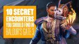 10 Secret Encounters You Might Have Missed In Baldur's Gate 3 – BALDUR'S GATE 3 GAMEPLAY