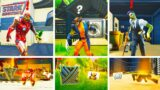 Fortnite All New Bosses, Mythic Weapons & Vault Locations Guide in Fortnite Update Today Season 4