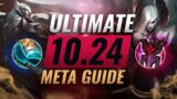 HUGE META CHANGES: BEST NEW Builds, Trends, & Picks For EVERY ROLE – League of Legends Patch 10.24