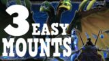3 Easy Mounts To Get In Shadowlands!