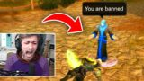 5 WoW Streamers Who Got BANNED!