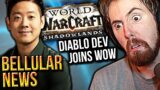 """Asmongold Reacts to """"WoW NEW Game Designer! Shadowlands Tops RECORDS & More Updates"""" 