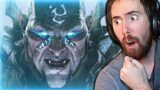 Asmongold Shadowlands LAUNCH CINEMATIC Reaction: Beyond the Veil