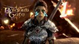 Baldur's Gate 3 Gameplay Let's Play Thoughts (Early Access) Part 1