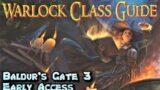Baldur's Gate 3 Warlock Class Guide Early Access