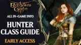 Baldur's Gate 3 Early Access Builds: Ranger Guide (Hunter)