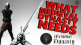 Biggest Things That Medieval Dynasty Needs to Be Great