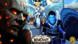 Bolvar Enters Oribos & Bastion Corrupted – All cutscenes [World of Warcraft: Shadowlands Beta Lore]