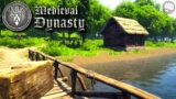 Build Hunt Survive | Medieval Dynasty Gameplay | First Look
