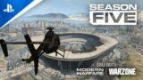 Call of Duty: Modern Warfare & Warzone – Official Season Five Trailer   PS4