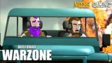 Call of Duty Warzone Animation: No Trophy Vehicle – Duty Calls