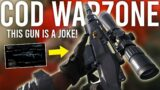 Call of Duty Warzone – This gun is a JOKE!