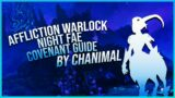 Chanimal: Best Affliction Warlock PvP Covenant for Shadowlands | Korayn from Night Fae