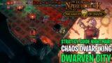 Chaos Dwarf King  – Narzatok Battle    Nightmare   Depths Chapter 7   Dungeon of Naheulbeuk
