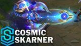 Cosmic Skarner Skin Spotlight – Pre-Release – League of Legends