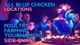 Dungeon of Naheulbeuk (Blue Chicken Locations) Poultry-Farming Tournament Side Quest Walkthrough