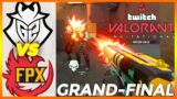 EPIC GRAND-FINAL! G2 vs FPX HIGHLIGHTS – BLAST Valorant Twitch Invitational