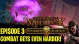 Episode 3: Nightmare Difficulty of The Dungeon of Naheulbeuk with Mikefield! Turn-Based Madness!
