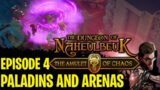 Episode 4: Nightmare Difficulty of the Dungeon of Naheulbeuk with Mikefield!
