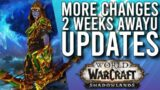 Even More Class Updates With 2 Weeks Left Of Shadowlands Beta! –  WoW: Shadowlands Beta