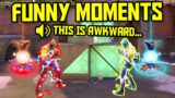 FUNNIEST MOMENTS IN VALORANT #17