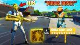 Fortnite is adding MIDAS back, so I Pretended to be him