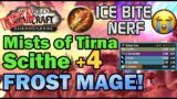 Frost Mage Shadowlands – Mists of Tirna Scithe +4 – Night Fae Dungeon Beta Testing World of Warcraft