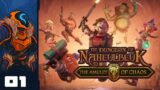 How Do You Pronounce This Game? – Let's Play The Dungeon Of Naheulbeuk: The Amulet Of Chaos – Part 1