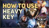 How to use Heavy Key Baldur's Gate 3 Dank Crypt
