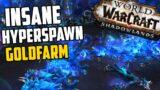 INSANE Hyperspawn Goldfarm in Ardenweald (Shrouded Cloth & BoE Epics) – Shadowlands Goldfarm