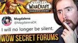 Ignored & Insulted! Asmongold reacts to WoW Feedback Crew Exposing Shadowlands Devs | ft. Mcconnell