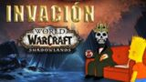 Invadiendo Shadowlands con el Imperio World of Warcraft 9.0.1 jugando con suscriptores del canal.