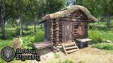 MEDIEVAL LIFE SIMULATOR Building A House Crafting Tools Hunting Animals | Medieval Dynasty Gameplay