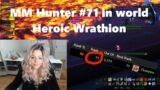 Marksmanship Hunter PoV   Heroic Wrathion   133 ilvl   Shadowlands Pre-Patch – World of Warcraft