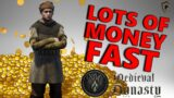 Medieval Dynasty – Early Game Money Making
