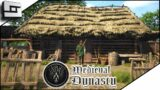 Medieval Dynasty! The New First Person Survival City Builder Game! E1