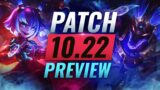 NEW PATCH PREVIEW: Upcoming Champ Adjustments for Patch 10.22 – League of Legends Season 10