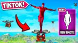 *NEW* VIRAL TIKTOK DANCE IS HERE!! – Fortnite Funny Fails and WTF Moments! #1067