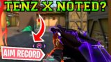 NOTED Breaks TENZ RECORD! – Valorant