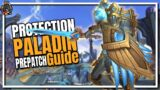 Protection Paladin | Shadowlands Pre-Patch Guide