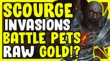 Scourge Invasions, Pets And Raw Gold?! In Shadowlands WoW – Gold Farming, Gold Making Guide