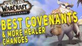 Shadowlands BEST COVENANTS & Latest Healer Changes   WoW Beta