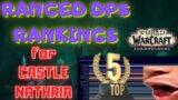 Shadowlands: CASTLE NATHRIA RANGED DPS TIERLIST: TOP 5
