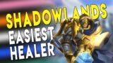 Shadowlands Easiest & Hardest Healer Class to Play *RANKED* | Best Beginner Healer Spec | WoW Beta