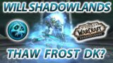 State of Frost DK Shadowlands Beta (Guide). Covenants, Conduits, Soulbinds, Legendaries and Gameplay