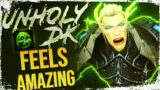 THE AOE MONSTER! 9.0 Unholy DK GUIDE (Shadowlands Pre-Patch)