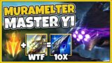 THE HIGHEST MASTER YI DAMAGE BUILD POSSIBLE (NEW META) – League of Legends