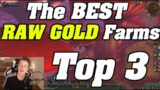 The BEST RAWGOLD Spots In Shadowlands Prepatch   WoW Goldmaking