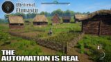 The Excavation Shed Automatic Stone, Salt, Clay | Medieval Dynasty Gameplay | E10