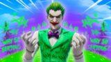 The Most TOXIC Joker in Fortnite (Unreleased Skin)